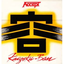 ACCEPT - Live In Japan. Kaizoku Bam