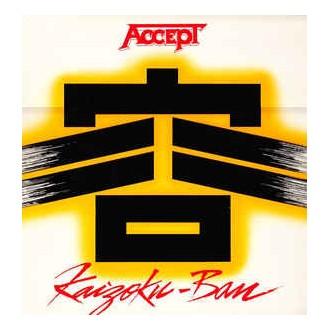 ACCEPT - Live In Japan. Kaizoku Bam