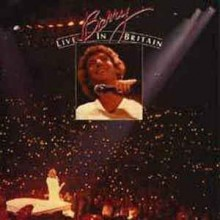 Barry Manilow - Barry Live In Britain