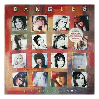 The Bangles - Diffrent Light