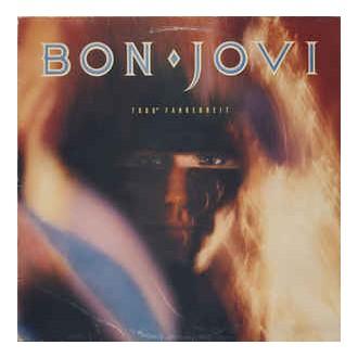 Bon Jovi - 7800' Fahrenheit