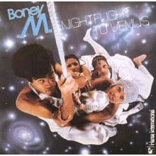 Boney M - Night Flight To Venus