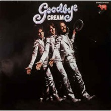 Cream - Goodbye /Eric Clapton/