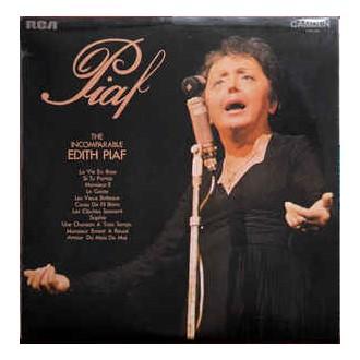 Edith Piaf - The Incomparable Edith Piaf
