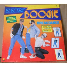 Electric Boogie - Breakdance…
