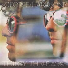 George Harrison - 33 1/3