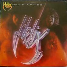 Helix - Walkin' The Razor's Edge