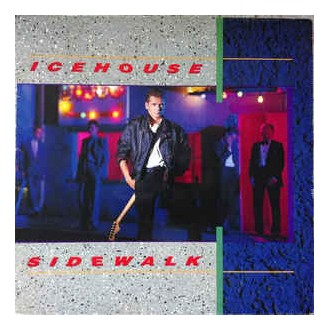 Icehouse - Side Walk