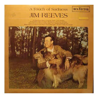 Jim Reeves - A Touch Of Sadness