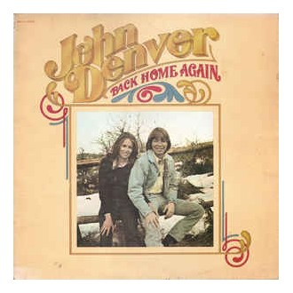 John Denver - Back Home Again