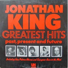 Jonathan King - Greatest Hits - Past, Present And Future