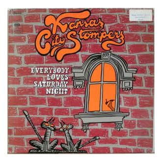 Kansas City Stompers - Everybody Loves Saturday Night