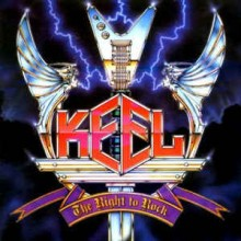 Keel- The Right To Dark