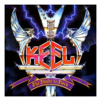 Keel- The Right To Rock