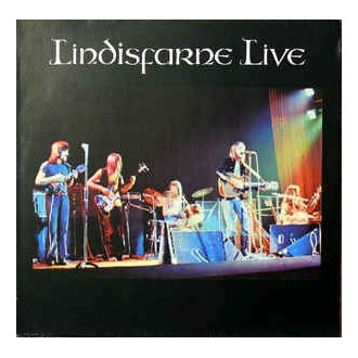 Lindisfarne - Live - Newcastle City Hall, December 1971