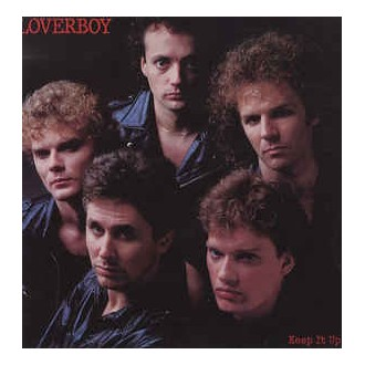 Loverboy - Keep It Up