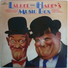 "Ronnie ""H"" and The ""GG"" Band- Laurel & Hardy's Music Box"