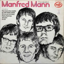 Manfred Mann - The Greatest Of Manfred Mann