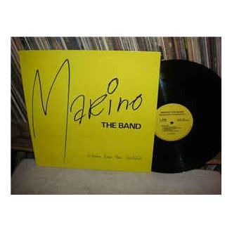 Marino The Band - Wanna Keep You Satisfied