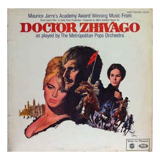 Mauric Jarre - Doctor Shivago - Soundtrack