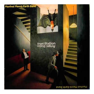 Manfred Mann's Earth Band- Angel Station