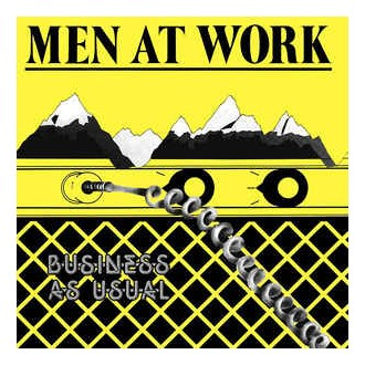 Men At Work - Business As Usual
