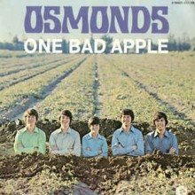 The Osmonds- One Bad Apple