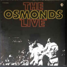 "The Osmonds- ""LIVE"""
