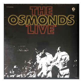 "The Osmonds- ""LIVE"""