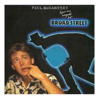 Paul Mc Cartney- Give My Regards To Broad Street