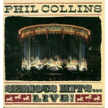 Phill Collins - Seriuos Hits... Live!