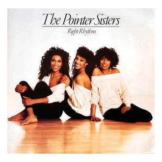 The Pointer Sisters - Right Rhythm