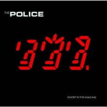 The Police - Ghost In The Mashine