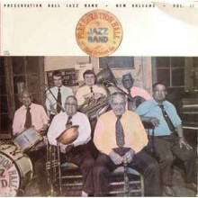 Preservation Hall jazz Band - New Orleans vol.II