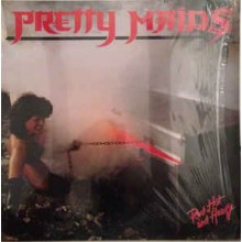 Pretty Maids - Red, Hot & Heavy