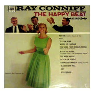 Ray Conniff - The Happy Beat