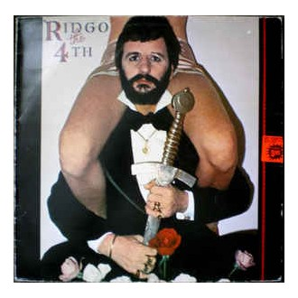 Ringo Starr - Ringo The 4th