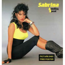 Sabrina - Something Special/ picture dick