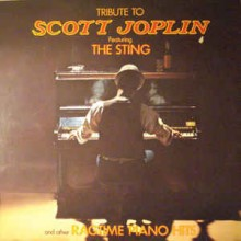 Scott Joplin - Scott Joplin... Soundtrack...The Sting