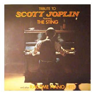 """Harry """" Fingers"""" Warren-Tribute To Scott Joplin"""