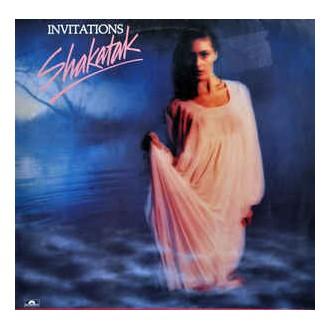 Shakatak - Invitations