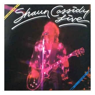 Shaun Cassidy - Live