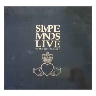 Simple Minds - In The City Of Light - Live