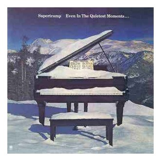 Supertramp - Event In The Quietest Moments