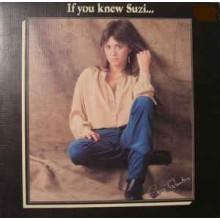 Suzi Quatro - If You Knew Suzi