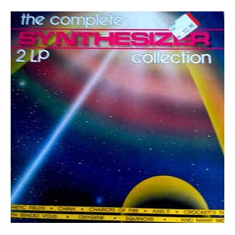 Variuos- The Complete Synthesizer Collection 2LP