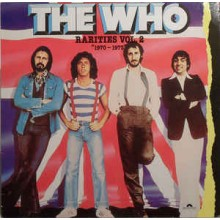 The Who - Rarities Vol.2 1970-1973""""