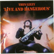 Thin Lizzy - Live And Dangeriuos