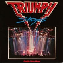 Triumph - Stages 2LP