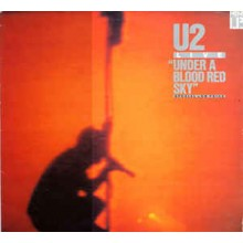 U2 - Live. Under Blood Red Sky... mini LP